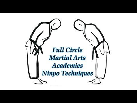 Full Circle Martial Arts Academies - Ninpo Techniques