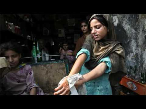 Terminal Life: Pakistan's Street Working Children