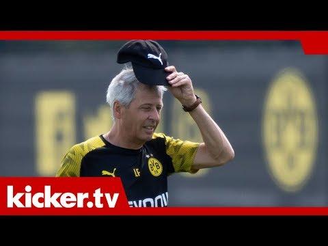 BVB vor Pokal in Uerdingen - Nach dem Ausrufezeichen ist vor der Pflichtaufgabe | kicker.tv