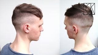 Thomas Shelby haircut by Barber Girl