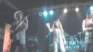 CHAOSWAVE - Two Shadows - live at Poetto, Cagliari, 15 luglio 2009