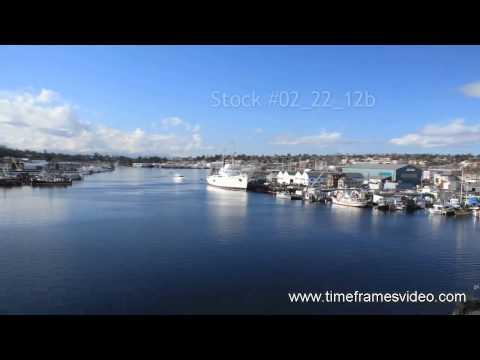 Ballard and Salmon Bay in Seattle