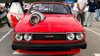 A TURBO with a TOYOTA Attached!?