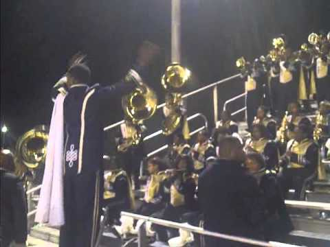 paul w bryant high school marching stampede 2011