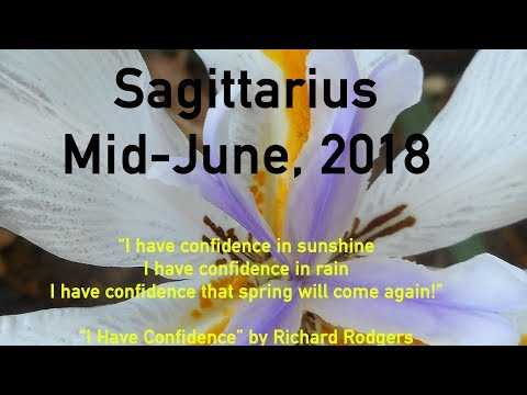 Sagittarius RETURN OF AN EX, WILL YOU MAKE THE RIGHT CHOICE? MID JUNE 2018 Tarot Reading