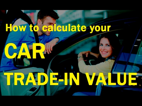 how to get the best auto trade in value top 10 car tips vehicle price calculator kevin. Black Bedroom Furniture Sets. Home Design Ideas