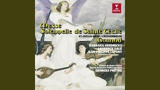 Messe solennelle de Sainte-Cécile, CG 56: V. Benedictus (Adagio)