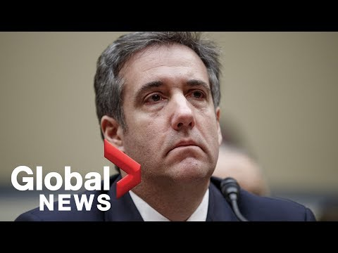 HIGHLIGHTS: Michael Cohen's testimony to Congress (Part 1)