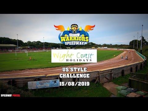 'Pits & Bits' : Wight Coast Holidays US Style Challenge : Isle of Wight : 15/08/2019