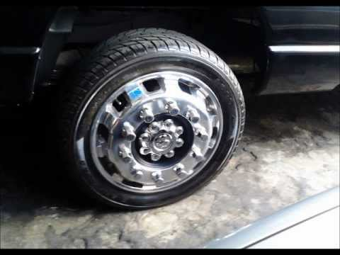 Dodge ram 2500 com rodas 22,5 de caminhão - YouTube
