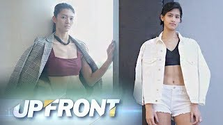 UPFRONT: Ateneo Lady Eagles Maddie Madayag and Ponggay Gaston upgrade their looks (PART 1)