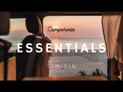 NEW ZEALAND TRAVEL & PACKING TIPS: Top 10 Items for Campervan Trip
