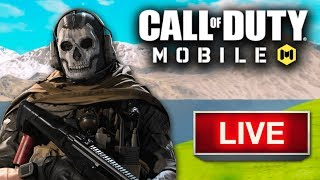 GRINDING FOR A 50 BOMB!! // CALL OF DUTY MOBILE // LEGENDARY BATTLE ROYALE PLAYER