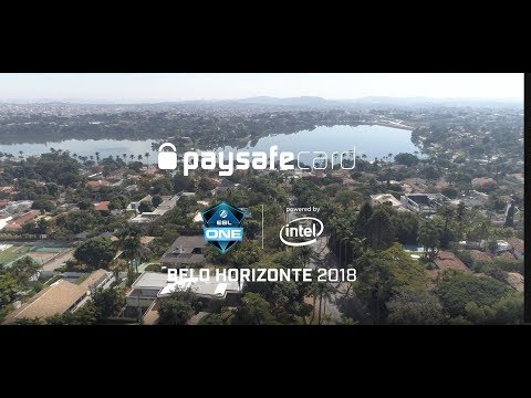 ESL One Belo Horizonte (2018) - paysafecard after movie