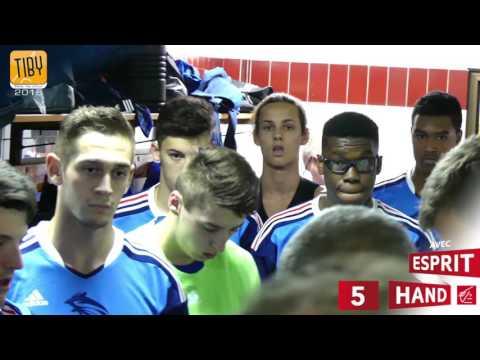 #2 30 SECONDES INSIDE : Discours avant-match France-Suisse