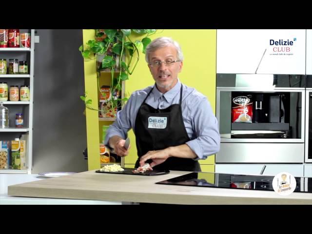 Le Delizie di Leonardo #17 - La Torta Salata di Bacon ed Emmental