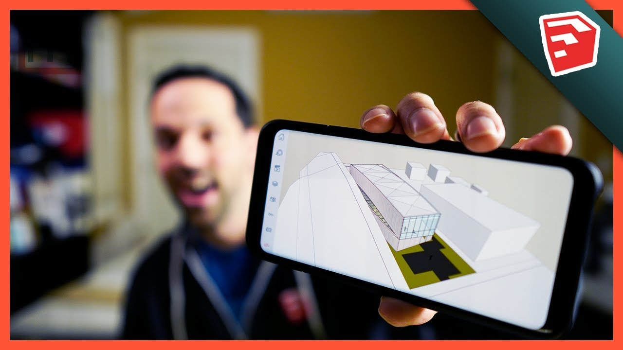 SketchUp Viewer for Mobile Review & Tutorial | Free ANDROID & IOS app