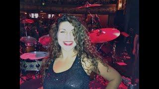 Gina Knight - Samba for drum set