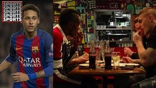 PSG Players Filmed Pre-Barcelona Match Discussing Possible Exit