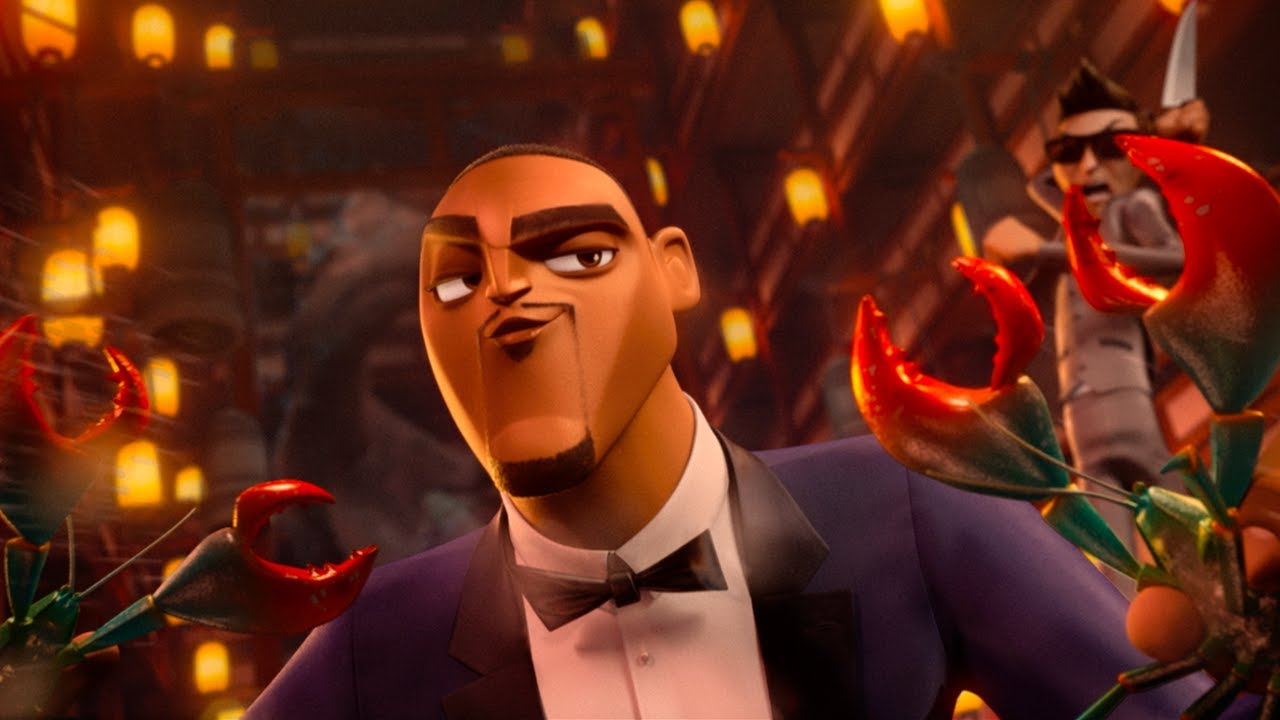 Download First 4 Minutes of Spies In Disguise