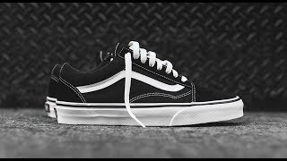 Видео обзор кеды Vans Old Skool