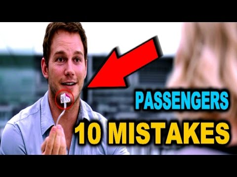 10 PASSENGERS (2016) MISTAKES Mp3