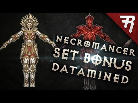 Necromancer Sets Datamined! Blood Wings, New Pennant and Pets! (Diablo 3 2.6 beta)
