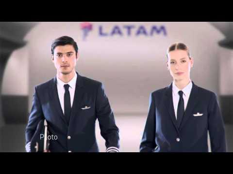 LATAM Airlines: presentación del livery y desfile de nuevos uniformes - PDA