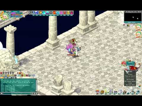 Angels Online – Angel Arena Isaeus