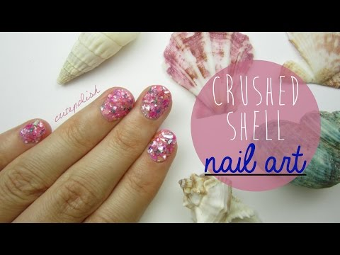 Crushed Shell Nails?!