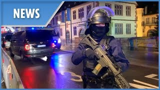 Strasbourg terrorist on the run after shooting two dead