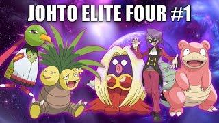 Johto Elite Four #1 (WILL) - Pokemon Battle Revolution (1080p 60fps)