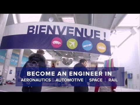 ESTACA French Engineering School in 3 minutes