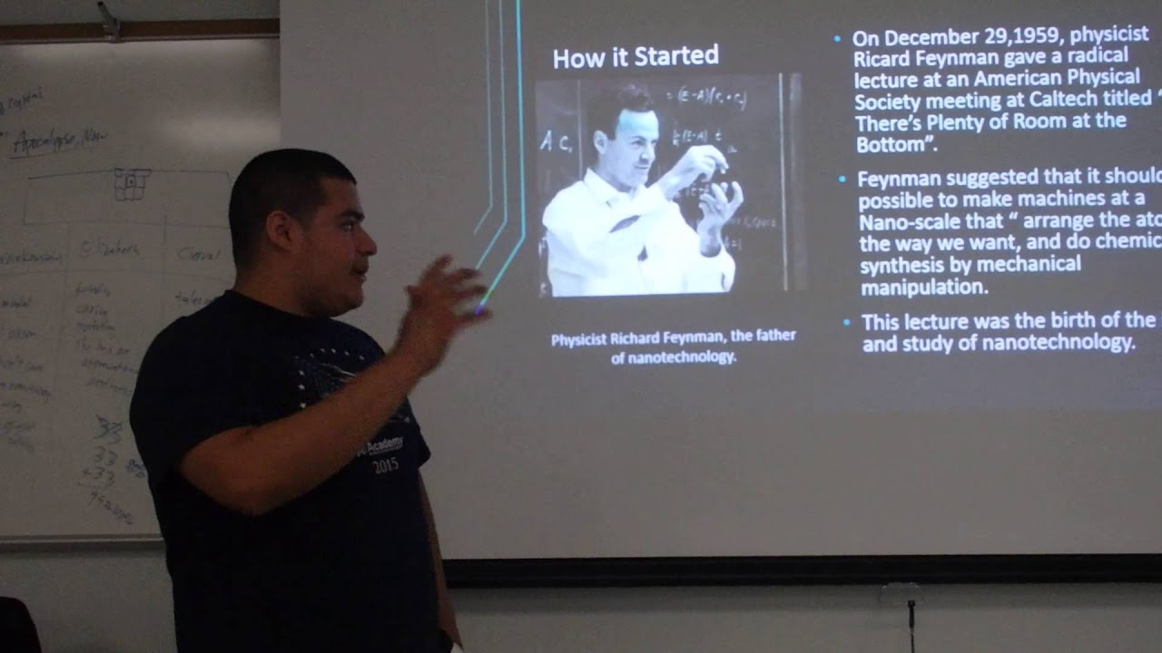 PowerPoint Video Presentation Nanotechnology