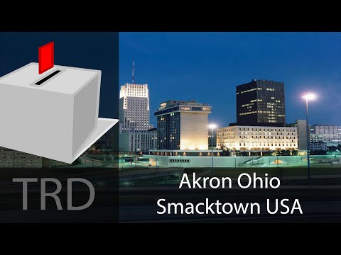Akron Ohio-Smacktown USA: TRD With Lance Bell 7-8-16