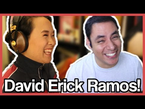 Joanna interviews David Erick Ramos! (docjazz4)