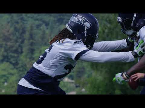 Seahawks OTAs Day 7 Highlights