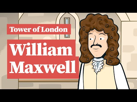 The story of William Maxwell and a game of thrones!