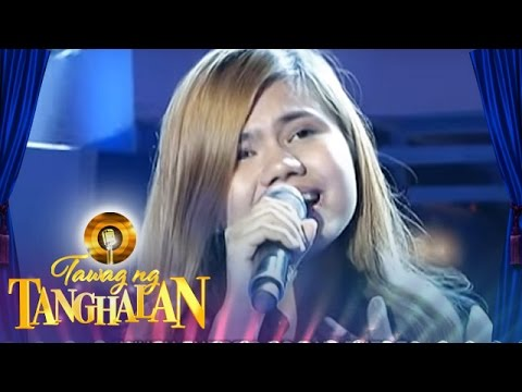 Tawag Ng Tanghalan: Janneth Gomez | A House Is Not A Home