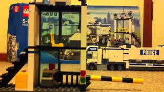 Lego King - City Police 7743