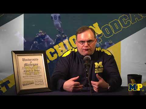 Michigan Podcast #018 | NCAA Basketball Scandal | Second Half Dominance | John Borton