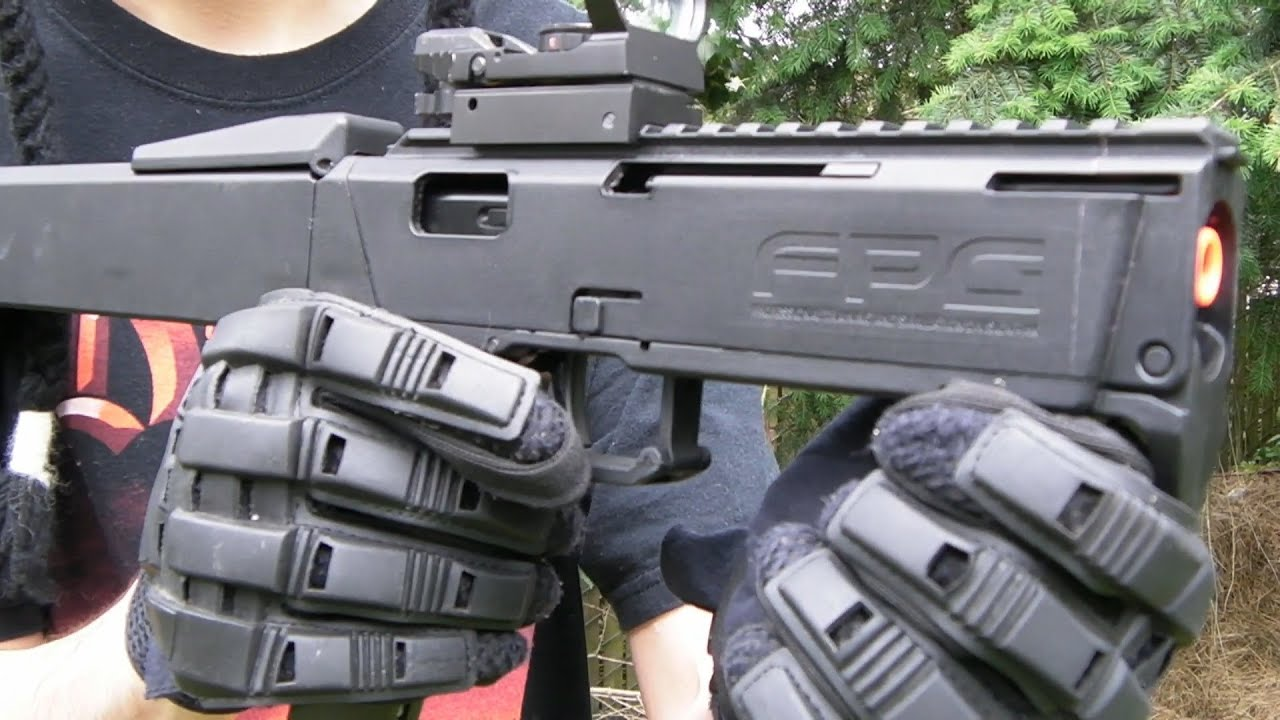 fmg kwa magpul fpg in slow motion youtube