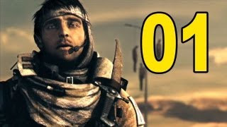 Spec Ops: The Line - Part 1 - Intro (Gameplay Walkthrough Let's Play HD Xbox 360 Playstation 3)