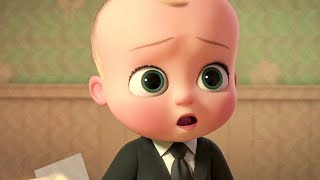 Family Fun Night Scene - THE BOSS BABY: Back in Business (2019)