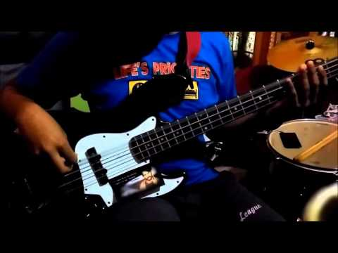 It's My Life What Ever I Wanna Do - BASS COVER (Vennu Mallesh)