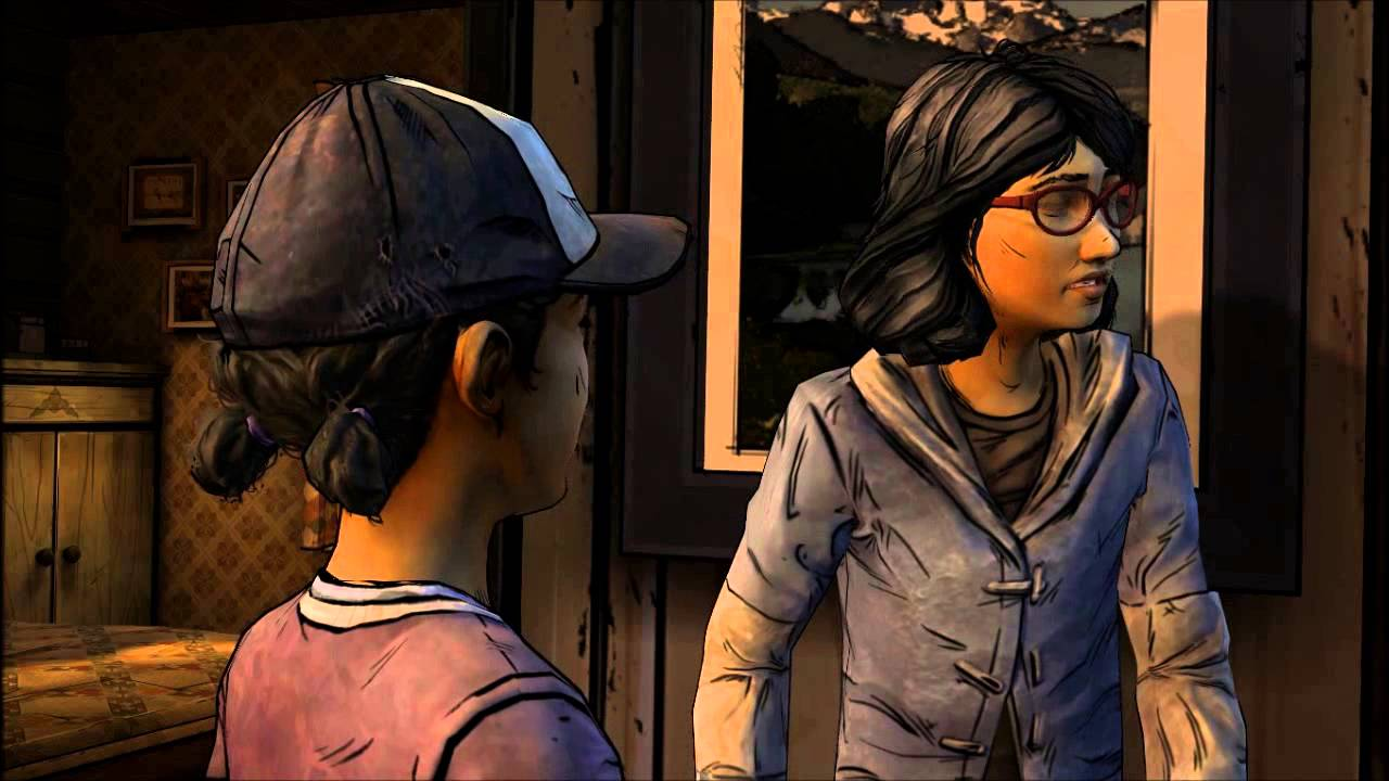 "Download The Walking Dead Season 2 Walkthrough - Episode 2, Chapter 2 ""The Intruder"""