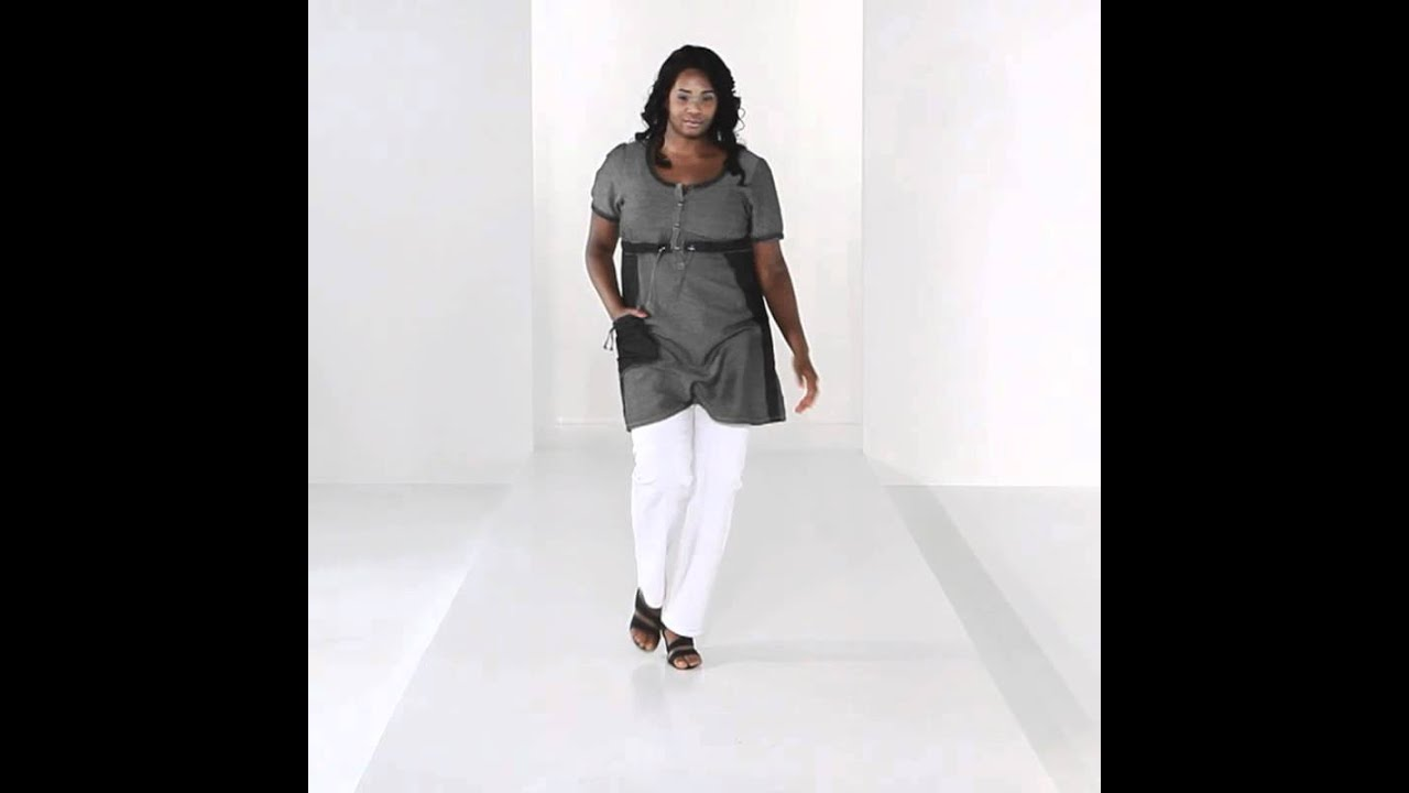 Plus Size Tunic Summer Wear From Onestopplus Youtube