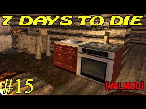 7 Days to Die [Valmod] ► Стальная эра ► №15 (16+)