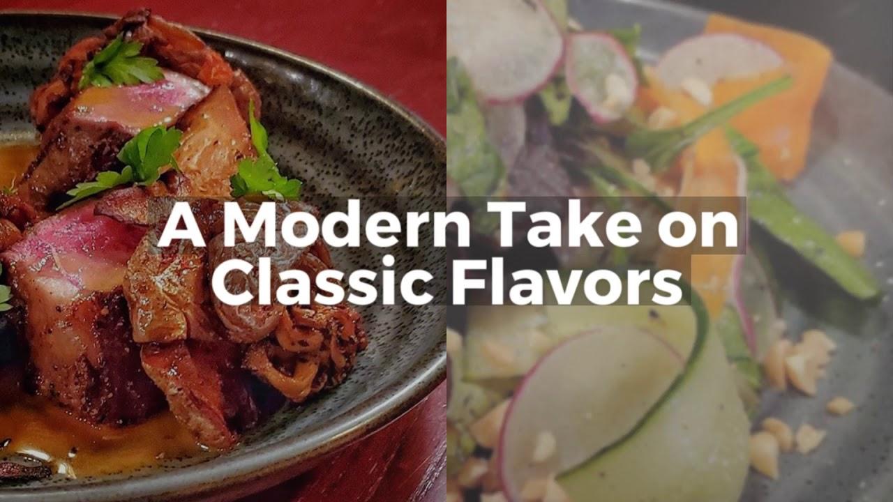 Notch Modern Kitchen Bar Youtube