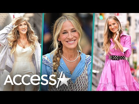 How Sarah Jessica Parker Rocks Carrie Bradshaw's Style In HBO Revival